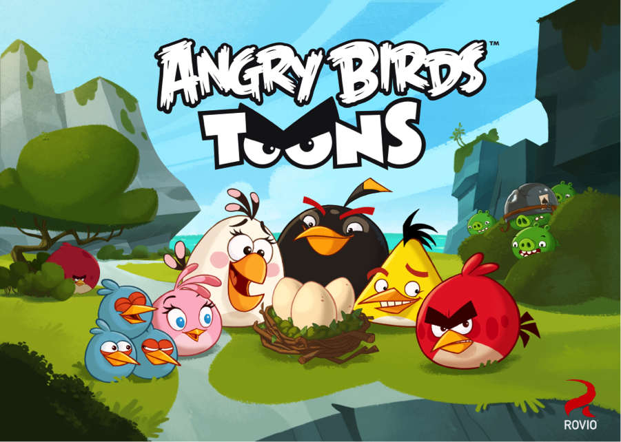 AngryBirds_Toons